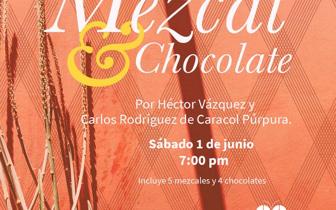 Cata Mezcal & Chocolate