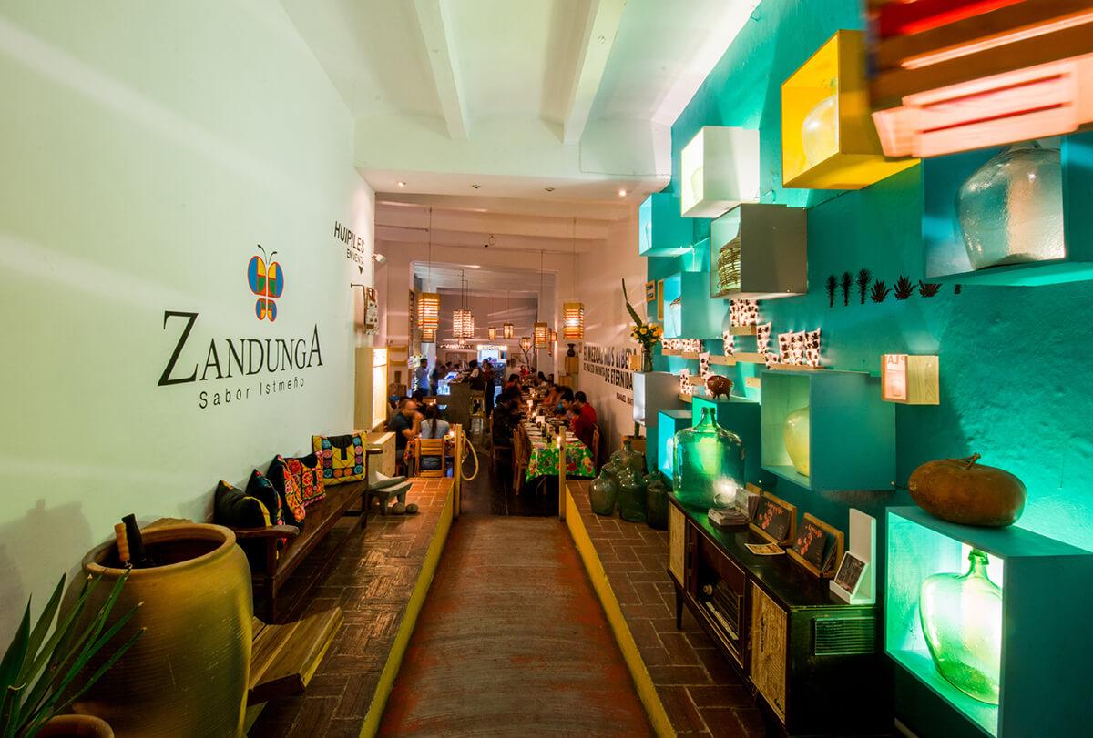 Zandunga Centro
